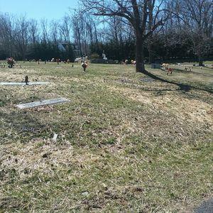 2 Beautifully Located Cemetery Plots for Sale in Waynesboro, VA