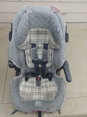 Grey eddie Bauer booster seat for kids for Sale in San Diego, CA