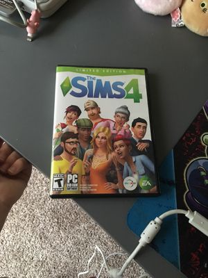 Sims 4 Limited Edition PC for Sale in Puyallup, WA
