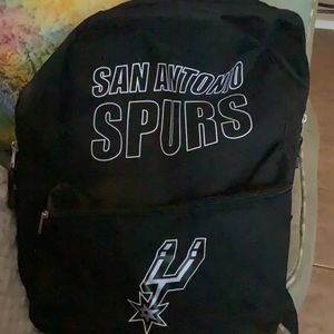 Spurs NBA Backpack for Sale in San Antonio, TX