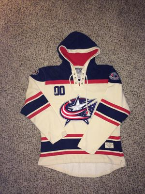 Blue Jackets Hoodie offers are available for Sale in Lewis Center, OH