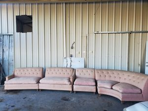 Pink sofas for Sale in Dinuba, CA