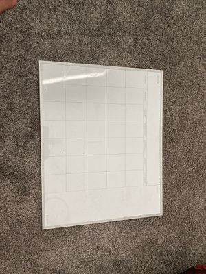 Whiteboard Calendar for Sale in Pasco, WA