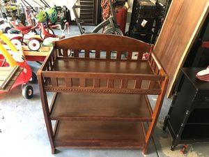 Changing table for Sale in Westerville, OH