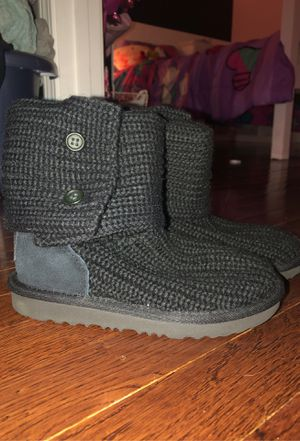 Black UGG Cardy 2 boot- Never worn for Sale in La Vergne, TN