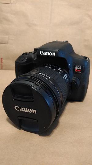 Canon t6i for Sale in Yucaipa, CA