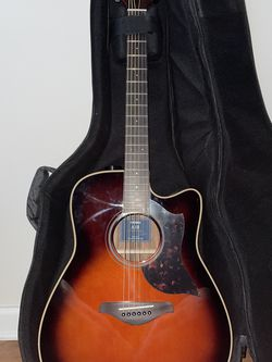 Yamaha A1R Acoustic Electric Guitar for Sale in Alexandria,  VA