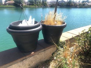 Flower pots for Sale in Sacramento, CA