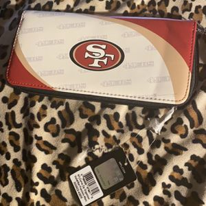 49ers Wallet& 11 Max Pro Case for Sale in Palmdale, CA