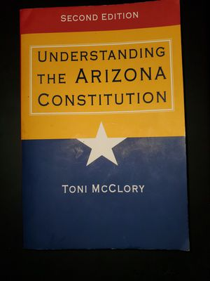 Understanding the Arizona Constitution for Sale in Fontana, CA