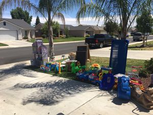 Kids toys and day care stuff for Sale in Sanger, CA