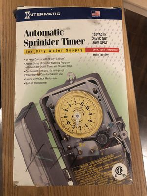 Automatic Sprinkler Timer for Sale in Pembroke Pines, FL