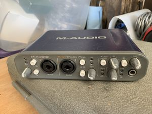 M-Audio Fast Track Pro for Sale in Sun Valley, CA