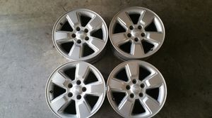 Jeep Liberty 16 inch wheels for Sale in Garrison, MD