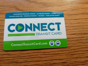 Rt monthly bus pass for Sale in Carmichael, CA