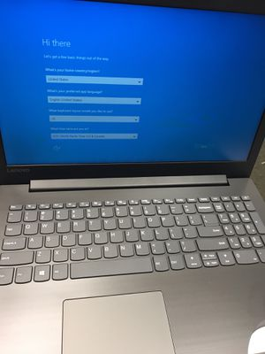 New Lenovo ideapad 320 notebook windows 10 for Sale in Columbus, OH