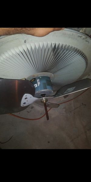 home ac unit condenser fan motor for Sale in Houston, TX