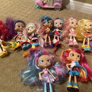 Shopkins Dolls for Sale in Moreno Valley, CA