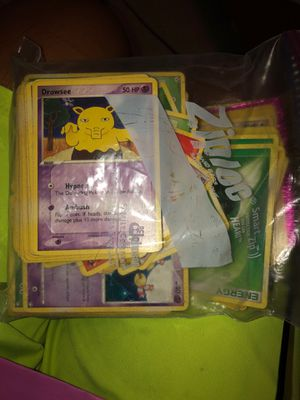a ton of old Pokémon cards for Sale in Gaithersburg, MD