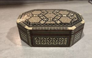 New Wood jewelry box for Sale in Boston, MA