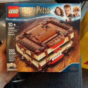 Harry Potter Lego Monster Book for Sale in Quakertown, PA