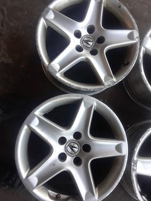 Factory rims..acura LT..all set for Sale in Chelsea, MA
