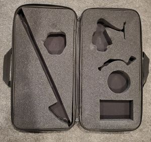 Fishing rod and reel case for Sale in Los Angeles, CA