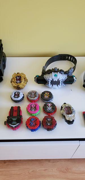 Kamen Rider Zi-O DX Set for Sale in Langhorne, PA
