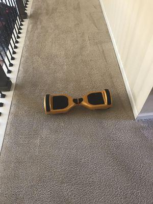 Gold hover board for Sale in Fayetteville, GA