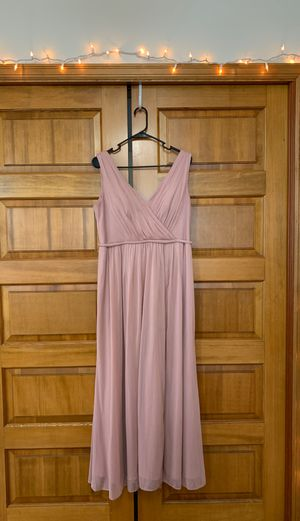 Dusty Rose Formal or Bridesmaid Dress size 12/14 for Sale in Everett, WA