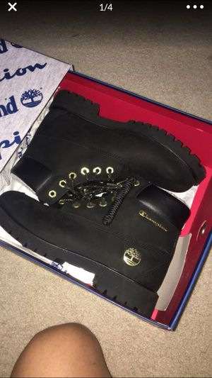 Timberland x Champion for Sale in Creedmoor, NC