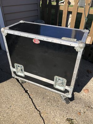 Jan-al amplifier travel case for Sale in Eastpointe, MI