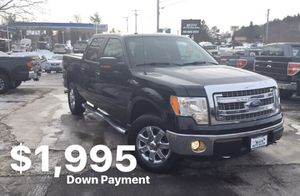 2013 FORD F-150 XLT for Sale in Londonderry, NH