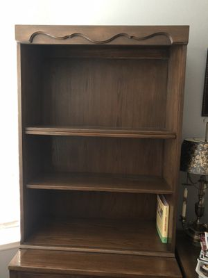 Bookcase hutch for Sale in Pflugerville, TX