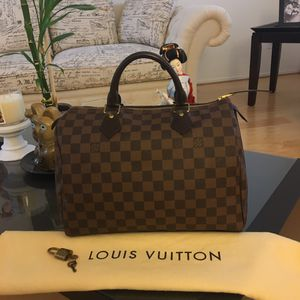 Guarantee Authentic Louis Vuitton Speedy 30 Bag for Sale in Riverside, CA