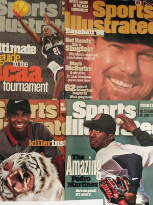 Sports Illustrated Lot of 30 Magazines from 1998 for Sale in Framingham, MA