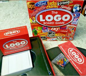 The LOGO Board Game by Spin Master 2011 Complete Game is complete and in excellent condition. for Sale in Anaheim, CA