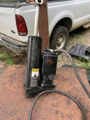 Hydrolic lift 12 volt for Sale for sale  Fort Worth, TX