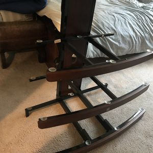 Tv stand For All Types Of TVs Black With Glass Shelves for Sale in Union City, CA