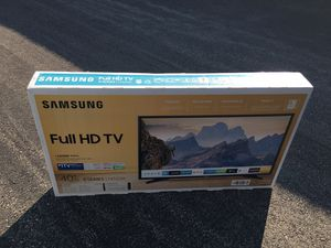 Samsung tv 40 inch forsale for Sale in Adelphi, MD