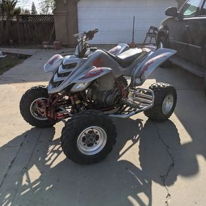 2005 Yamaha Raptor 660 for Sale in Madera, CA