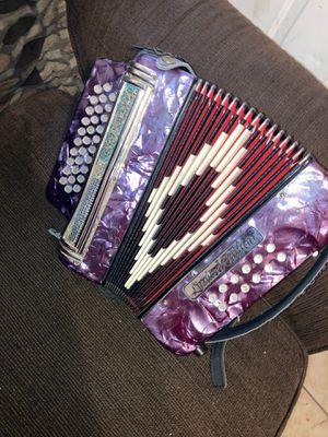 Limited edition accordion for Sale in Dallas, TX