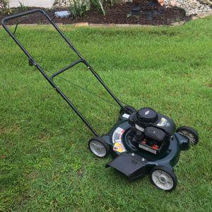 Bolens Push Lawn Mower for Sale in Tampa, FL