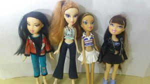 Lot 7 bratz dolls for Sale in Citrus Heights, CA