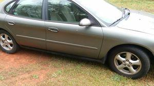 2002 ford taurus for Sale in McDonough, GA