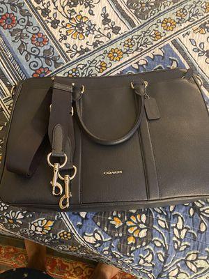 Coach Metropolitan Double Zip Large Briefcase for Sale in Alexandria, VA
