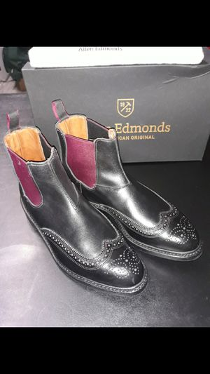 NIB Allen Edmonds Boots size 8 1/2 for Sale in Queens, NY