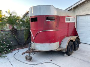 Horse trailer for Sale in West Covina, CA