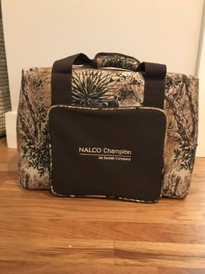 Game Guard Camo Cooler Bag for Sale in San Antonio, TX