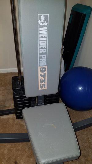 Home gym equipment for Sale in Douglasville, GA